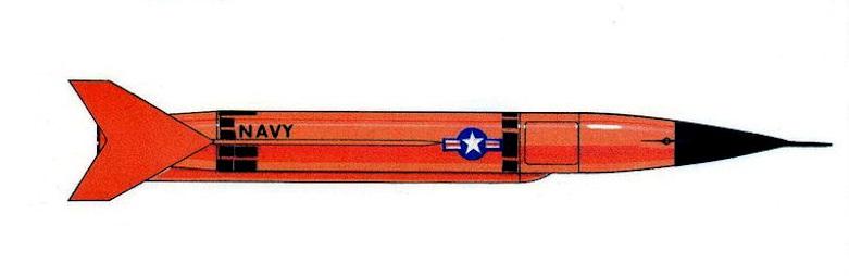 Profil couleur du Beechcraft AQM-37 Jayhawk