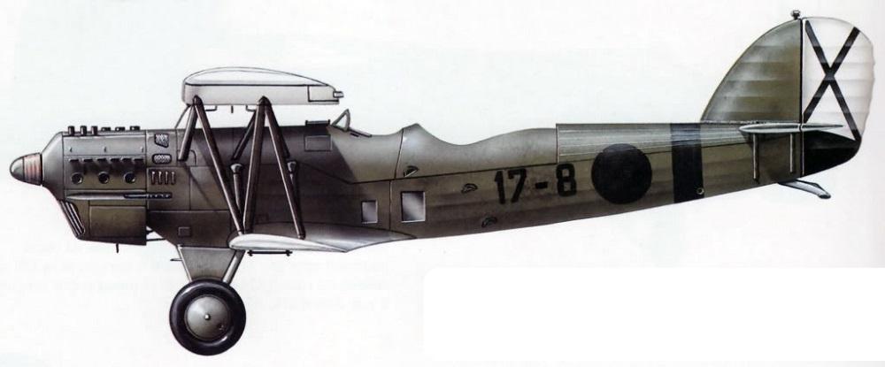 Profil couleur du Aero A.100 / A.101