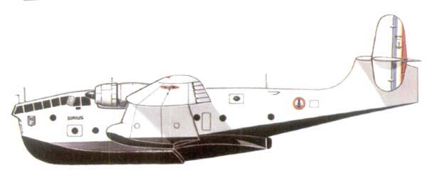 Profil couleur du Breguet Br.730/Br.731