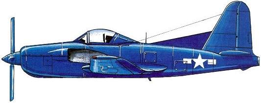 Profil couleur du Ryan XF2R Dark Shark