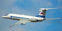 Miniature du Tupolev Tu-134 'Crusty'