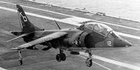 Miniature du Hawker-Siddeley Harrier T.2