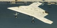 Miniature du Northrop Grumman X-47B