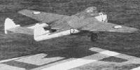 Miniature du De Havilland D.H.102 Sea Vampire