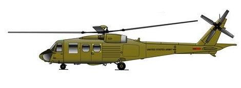 Profil couleur du Boeing Vertol YUH-61