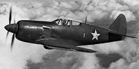 Miniature du Curtiss XP-60