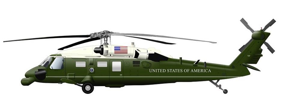Profil couleur du Sikorsky VH-60 Whitehawk