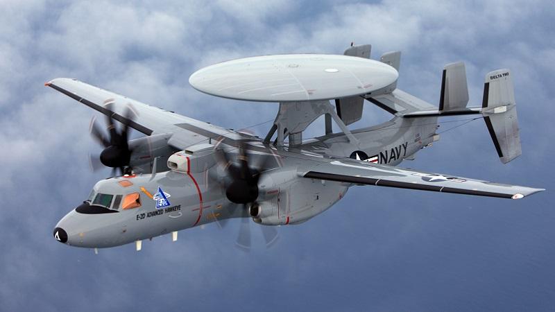 La France, premier client à l'export de l'E-2D Advanced Hawkeye ! -  avionslegendaires.net