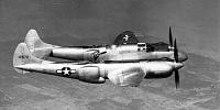 Miniature du Lockheed XP-58 Chain Lightning