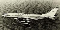 Miniature du Tupolev Tu-104 'Camel'