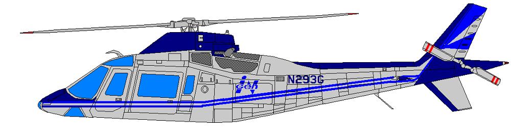 Profil couleur du Agusta-Westland AW.109 Power
