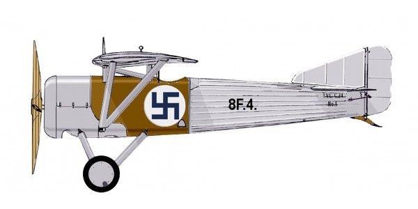 Profil couleur du IVL C.24