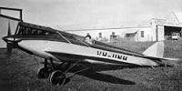 Miniature du De Havilland D.H.71 Tiger Moth
