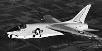 Miniature du Vought (L.T.V.) RF-8 Crusader