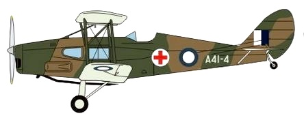 Profil couleur du De Havilland DH.83 Fox Moth