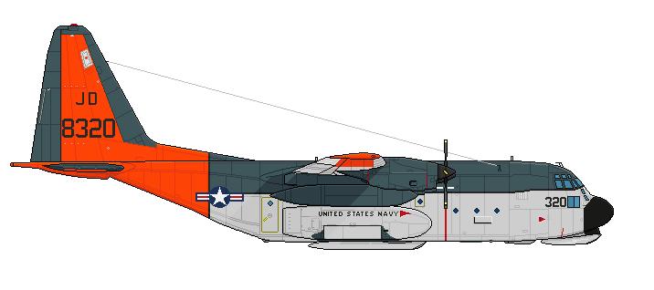 Profil couleur du Lockheed LC-130 Skibird