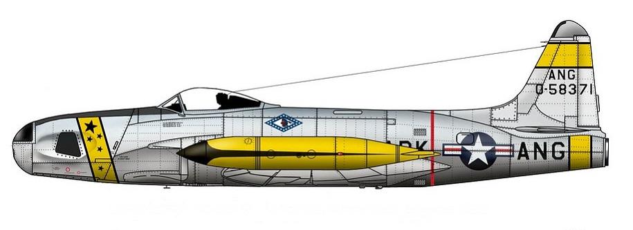 Profil couleur du Lockheed F-14 Photostar