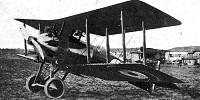 Miniature du Gloster Nighthawk / Nightjar