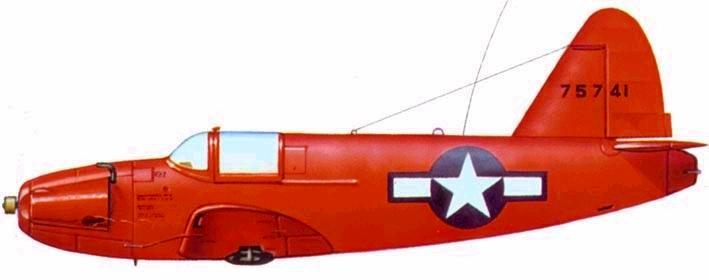 Profil couleur du Culver PQ-14 Cadet