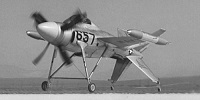 Miniature du Lockheed XFV Salmon
