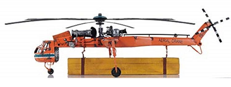 Profil couleur du Erickson S-64 Aircrane