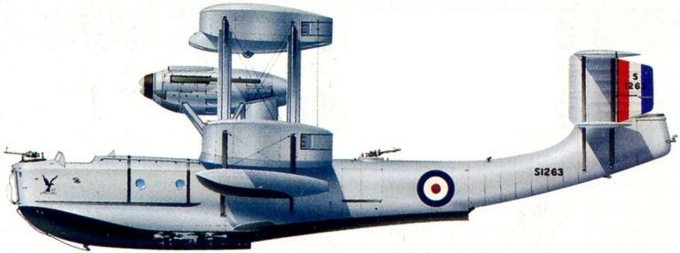 Profil couleur du Blackburn RB-1 Iris