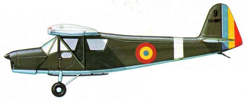 Profil couleur du R.W.D. RWD-13