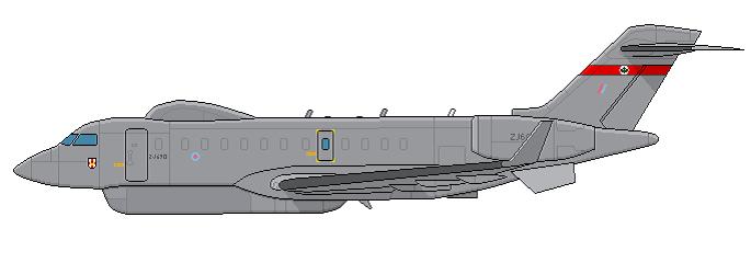 Profil couleur du Raytheon Sentinel