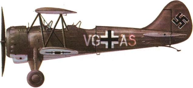 Profil couleur du P.W.S. PWS-26