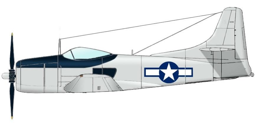 Profil couleur du Kaiser-Fleetwings XBTK