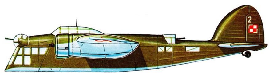 Profil couleur du L.W.S. LWS-6 Zubr