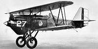 Miniature du Curtiss P-1 Hawk