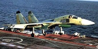 Miniature du Sukhoi Su-27KUB 'Flanker-D'