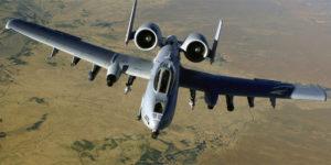 """A-10 Thunderbolt II, alias """"Warthog"""""""