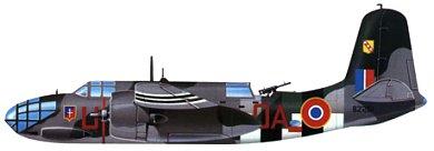 Profil couleur du Douglas A-20 Havoc