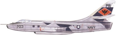 Profil couleur du Douglas A-3 Skywarrior