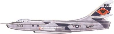 Profil couleur du Douglas A-3 Skywarrior
