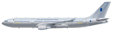 Profil couleur du Airbus Military A330 MRTT