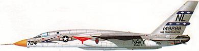 Profil couleur du North American A-5 Vigilant