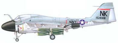 Profil couleur du Grumman A-6 Intruder