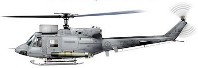 Profil couleur du Agusta-Bell AB-212ASW
