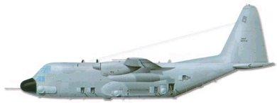 Profil couleur du Lockheed AC-130 Spectre