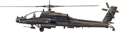 Profil couleur du McDonnell-Douglas AH-64 Apache