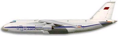 Profil couleur du Antonov An-124 Ruslan 'Condor'