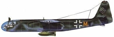 Profil couleur du Arado Ar 234 Blitz