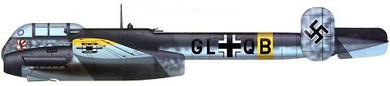 Profil couleur du Arado Ar 240