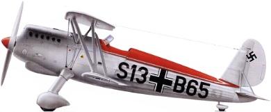 Profil couleur du Arado Ar 68