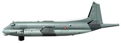 Profil couleur du Dassault-Breguet ATL-2 Atlantique