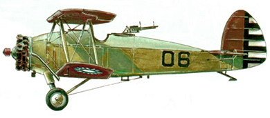 Profil couleur du Armstrong Whitworth Atlas