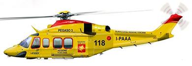 Profil couleur du Agusta-Westland AW.139